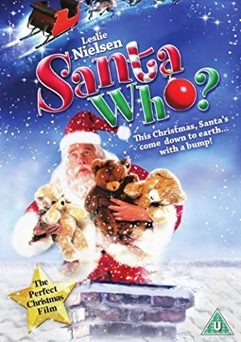 Santa Who? [DVD] by Leslie Nielsen