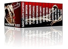 Naughty List: Thirteen Naughty Holiday Stories by [Compo, Charlotte Boyett, Stephens, Marianne, Kingston, Katherine, Hawley, Francesca, Brown, Berengaria, Charles, Lainey-Jo, Kammer, Regina, Connolly, Lynne, Blaico, Trinity, Scarlett, Belle, Austin, Nicole, deMello, Suz , Silver, Alexa]