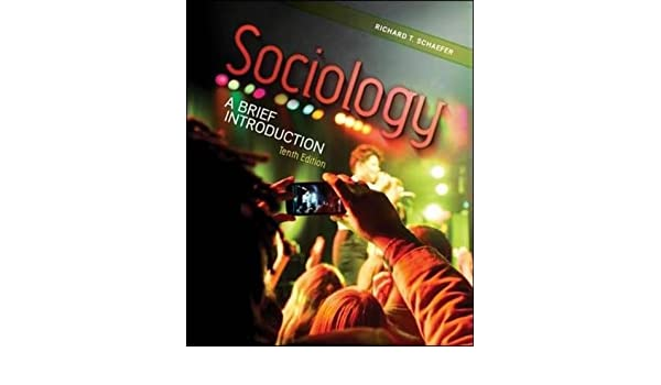 buy sociology a brief introduction book online at low prices in