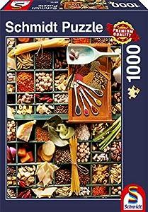 Schmidt Spiele 58141 1000pieza(s) Puzzle - Rompecabezas (Jigsaw Puzzle, Niño/niña, 493 mm, 693 mm, 1000 Pieza(s))