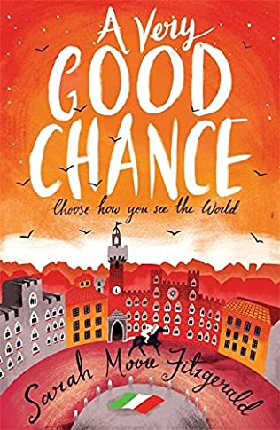 book cover of A Very Good Chance