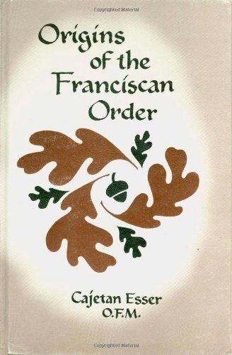 Origins of the Franciscan Order PDF Books