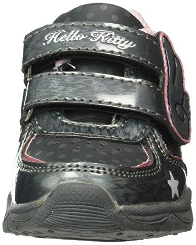 Hello Kitty Hk Fanely Light, Scarpe da Corsa Bambina Grigio (Grau (Dark Grey (122)))