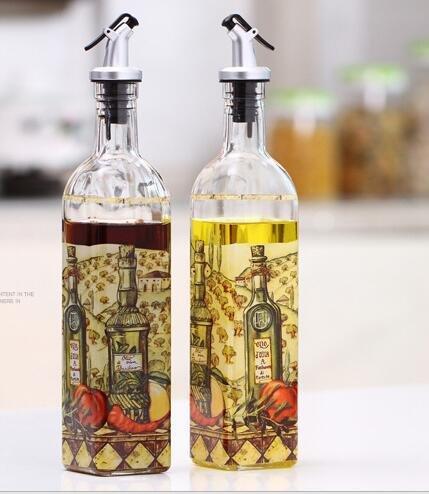 MEICHEN Cucina Gadget vetro perdita olio vaso di salsa di