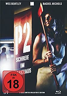 P2 - Schreie im Parkhaus - Mediabook (+ DVD) [Blu-ray] [Limited Collector's Edition]