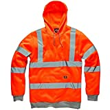 Army And Workwear Herren Arbeitshemd ORANGE - GO/RT 3279:2003 Rail