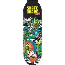 Skateboard Stanzkalender 2014