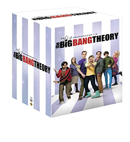 The Big Bang Theory - Temporadas 1 a 9 [DVD]