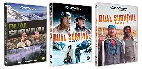 Preisvergleich Produktbild Dual Survival 1-3 Bundle [DVD-R]