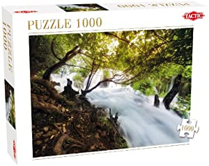 Groundbreaking Puzzle 1000 Pcs - Puzzle (Tactic Games 40901) versión Inglesa