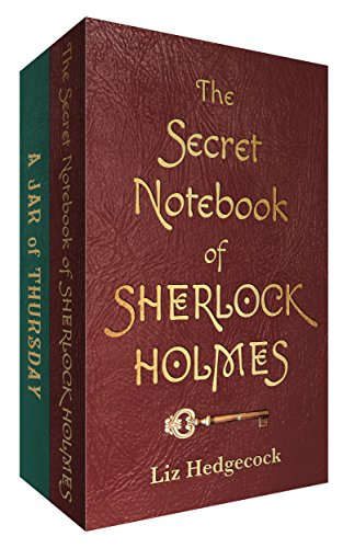 Box Set: The Secret Notebook of Sherlock Holmes & A Jar of Thursday (English Edition) - White-box-laptops