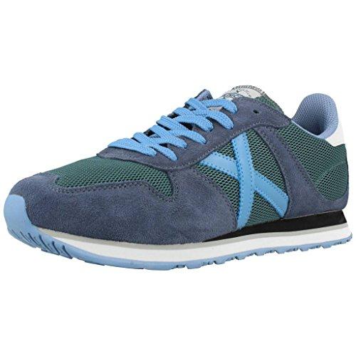Munich - Massana 8620116, Sneaker Unisex – Adulto Blue