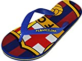 Tongs Barça - Collection officielle FC BARCELONE - Taille adulte homme 41/42...