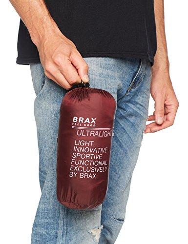 Brax Herren Jacke BX_CLOUD Rot (Chesnut 42)