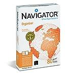 Navigator Organizer - Papel para fotocopiadoras (A4, 500 hojas)