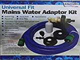 Waterhog Universal Water Mains Adapter fits other brands as well
