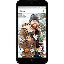 "Wileyfox Swift 2 Plus 32GB with 3GB RAM 5.0"" HD (Dual SIM 4G) SIM-Free Smartphone Android Nougat 7.1.2 - Midnight"