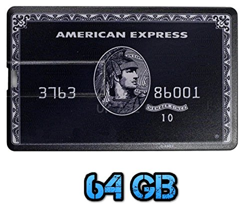 uk-a2z-r-american-express-64-gb-nero-carta-di-credito-style-usb-flash-drive-memory-stick