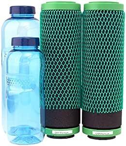 Wasserfilter höherer Durchfluss Entkalker Tabs Carbonit GFP Premium D-9
