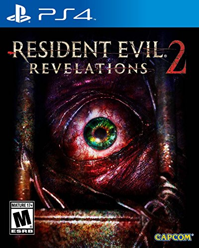 Capcom, Resident Evil Revelations 2 Per Playstation 4