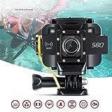 Actionkameras, Wifi HD 1080P Action Video Kamera 1.5