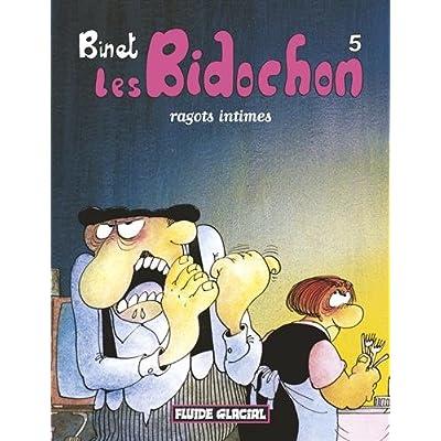 Les Bidochon, tome 5 : Ragots intimes