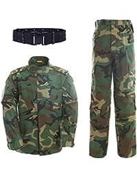 Amazon.fr   tenue militaire   Vêtements 8b8d5d17da6