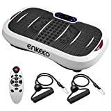 Best Vibration Platforms - ENKEEO Vibration Plate Full Body Fitness Vibration Trainer Review