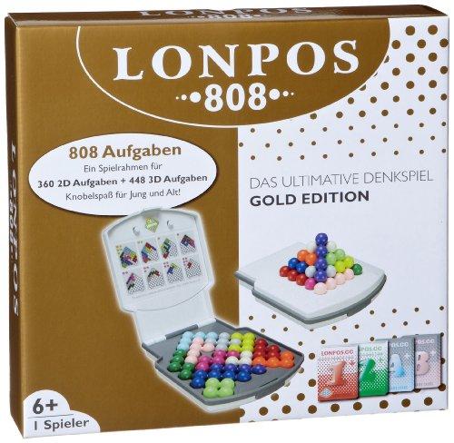 HCM Kinzel Lonpos 56112 - 808 Aufgaben, Strategiespiel