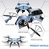 GoolRC-X5HW-Wifi-FPV-Drone-with-03MP-Camera-Live-Video-Drone-Altitude-Hold-Function-RC-Quadcopter-with-3D-FlipsBlue