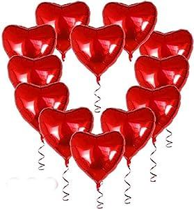 Globos de Corazón,Globos de Papel