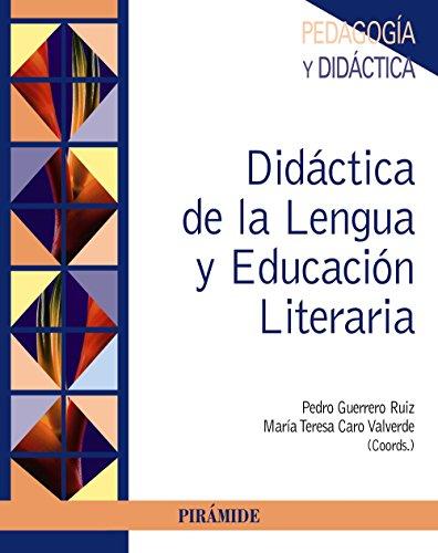 Didáctica de la Lengua y Educación Literaria (Psicología)