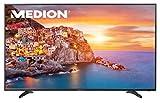 MEDION LIFE P18088 MD 31178 163,8cm (65 Zoll UHD) Fernseher (LED-Backlight TV, HD Triple Tuner, 4K, DVB-T2, HDMI, USB, Mediaplayer) schwarz
