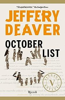 October List (VINTAGE) di [Deaver, Jeffery]