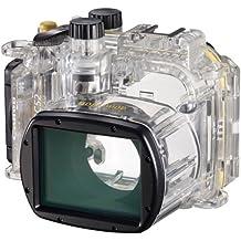 Canon Waterproof Case WP-DC52 (PowerShot G16) underwater camera housing - Underwater Camera Housings (40 m, Transparent, Canon PowerShot G16)