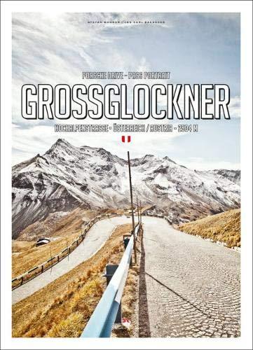 Pass Portrait - Großglockner: Porsche Drive -  pass Portrait - Hochalpenstraße - Österreich/Austria - 2504 M por Stefan Bogner