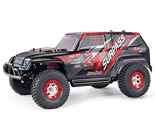 Amewi 22185 - Fahrzeug, Extreme 2 4WD, 1:12 Jeep