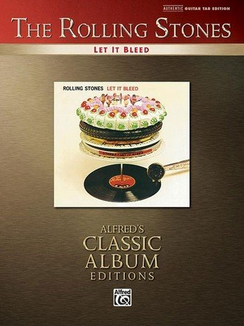 The Rolling Stones : Let it bleed songbook vocal/guitar/tab
