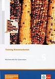 Lambacher Schweizer : Trainingsheft für Klassenarbeiten. Mathematik für Gymnasien Klasse 5 . Neu für G8. von Peisch. Heinz (2005) Broschiert