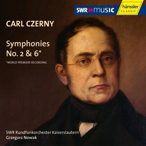 Symphonien Nr. 2+6 - Czerny Sinfonie