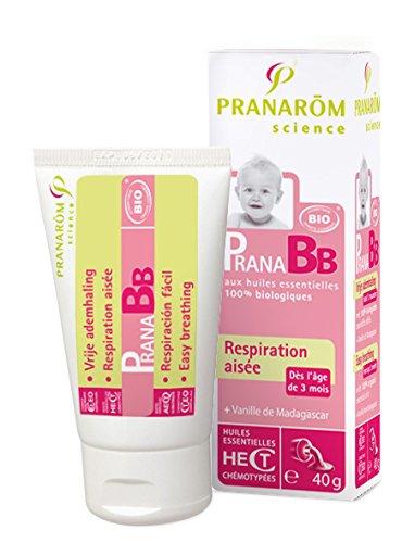 Pranarôm - Pranabébé - Baume respiratoire 40ml