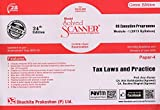 Shuchita Prakashan's Model Solved Scanner CS Executive Programme Module-I (New Syllabus) Paper-4 Tax Laws and Practice