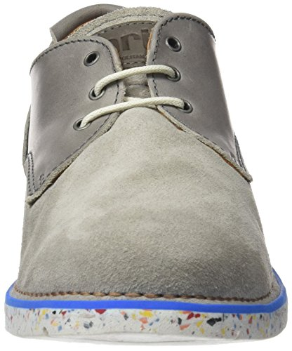 ART 1088 Olio I Move, Ballerines Derby Homme Gris (Grey)
