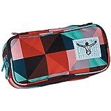 Chiemsee estuche PENCASE Plus Varios colores Magic Triangle Red Talla:23 x 11 x 6.5 cm, 1.6 Liter