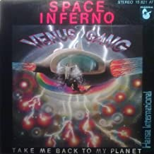 Venus Gang - Space Inferno - Hansa International - 15 821 AT, Hansa - 15 821 AT