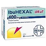 IbuHexal akut 400 mg Tabletten, 50 St.
