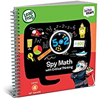 LeapFrog LeapStart Year 1 Activity Book: Spy Maths and Critical Thinking