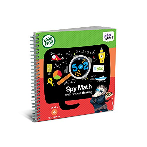 Spy Fall (LeapFrog LeapStart Year 1 Activity Book: Spy Maths and Critical Thinking)