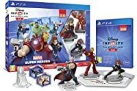 Disney Infinity: Marvel Super Heroes. Starter Pack 2.0 - PlayStation 4