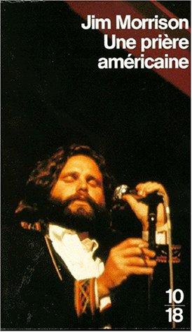 Une prière américaine par Jim Morrison